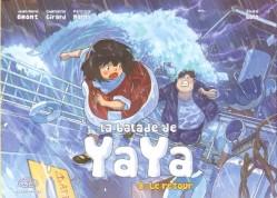 La Balade de Yaya, tome 8 - Omont - Zhao © Editions Feï - 2014
