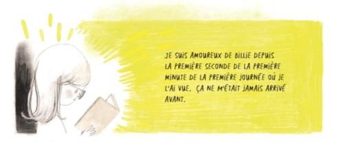 Louis parmi les spectres – Britt – Arsenault © Editions La Pastèque – 2016