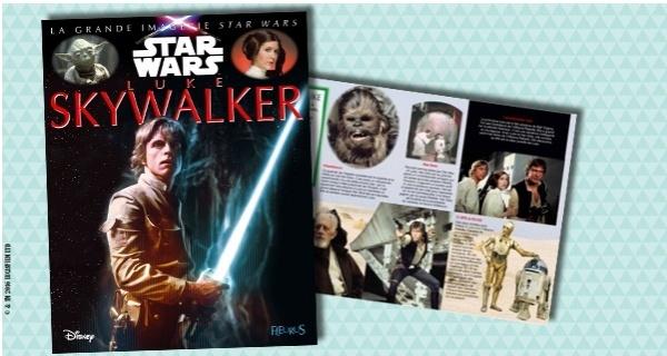 Luke Skywalker – Boccador © Fleurus – 2016