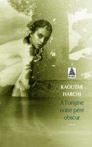 Harchi © Actes Sud - 2014