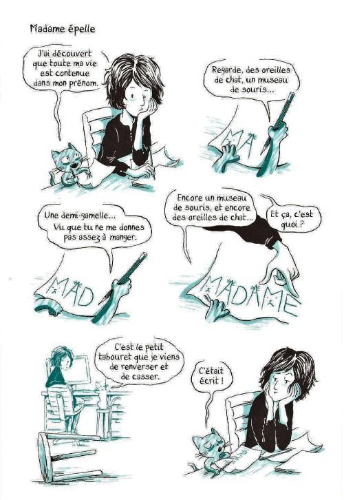 Madame, tome 2 : Un temps de chien – Peña © La Boîte à bulles – 2016