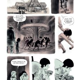 La Croisade des Innocents - Cruchaudet © Soleil Productions - 2018