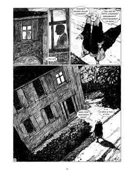 Une Nuit avec Lovecraft - Rodolphe - Marcelé © Mosquito - 2018