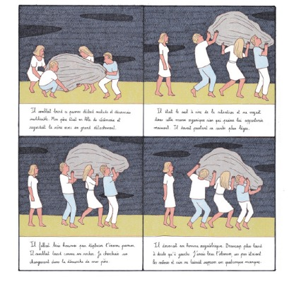 La tendresse des pierres - Fayolle © Editions Magnagi - 2013