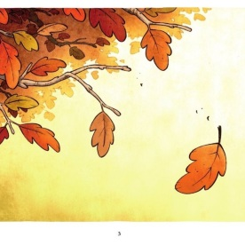 Sous les arbres, tome 1 - Dav © Editions de la Gouttière - 2019