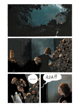 Ada - Baldi © Ici Même Editions - 2019
