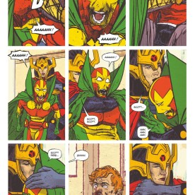Mister Miracle - King - Norton - Gerads © Urban Comics - 2019